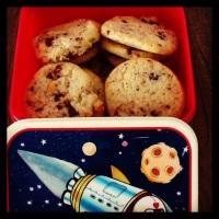 La recette du Vrai Cookie Américain
