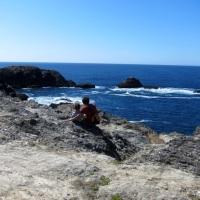 Nos vacances en famille à Belle Ile en Mer