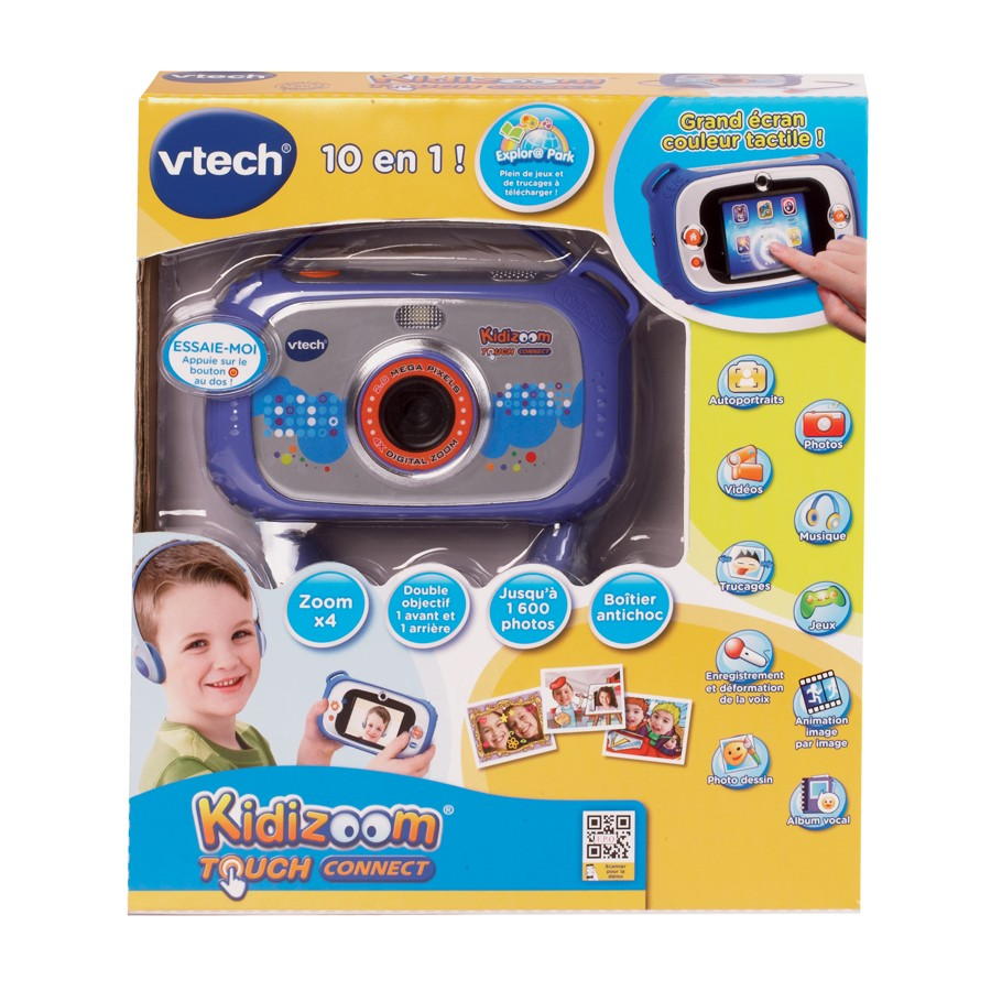 le kidizoom touch connect de vtech test avis cookies. Black Bedroom Furniture Sets. Home Design Ideas