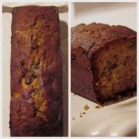 Cake banane et chocolat {Les petits plats du lundi}