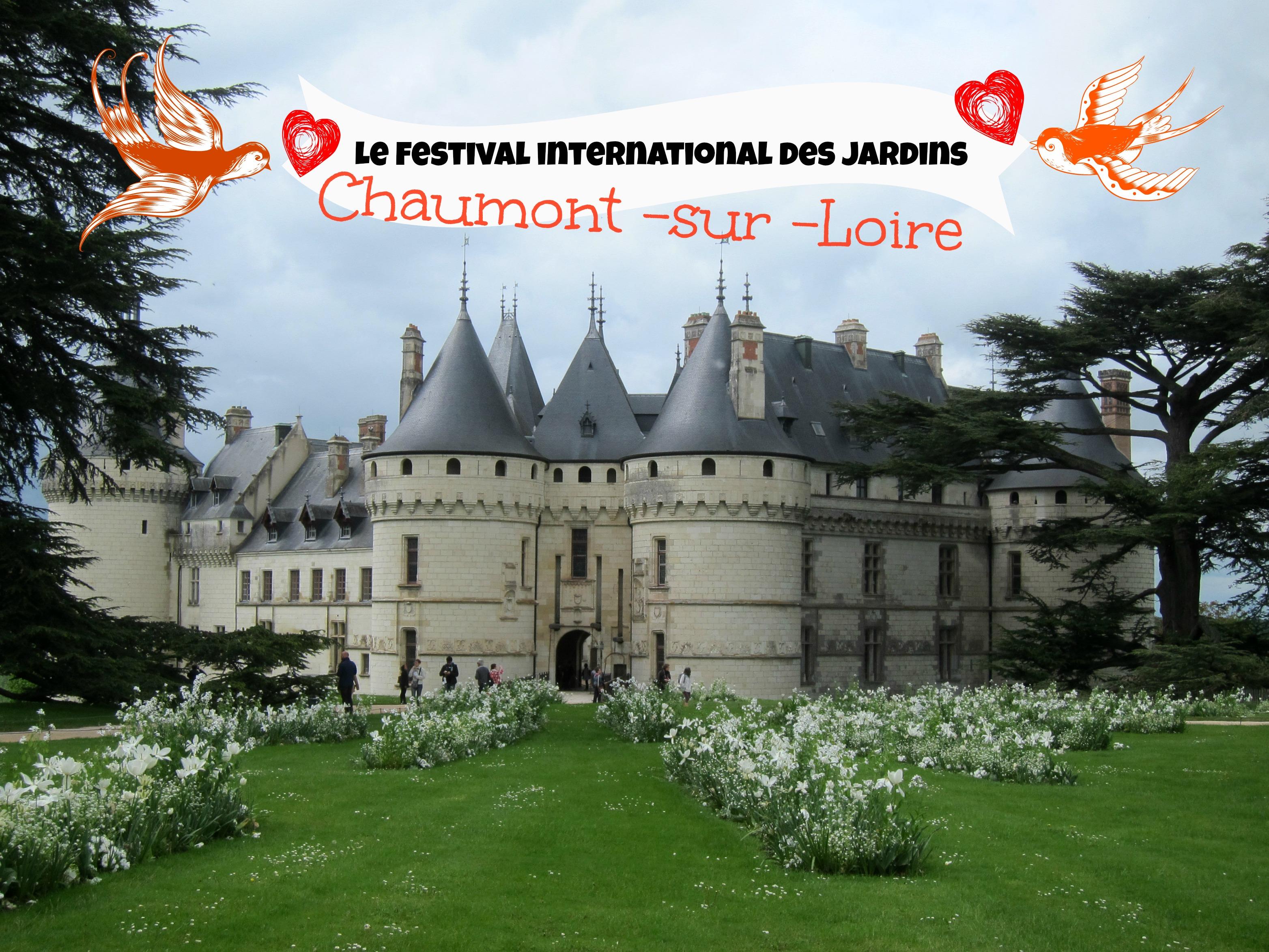 Autour du monde cookies mum le blog - Festival international des jardins de chaumont ...
